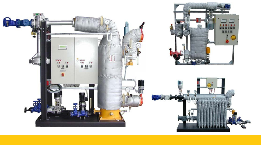 Industrial Heat Transfer Systems
