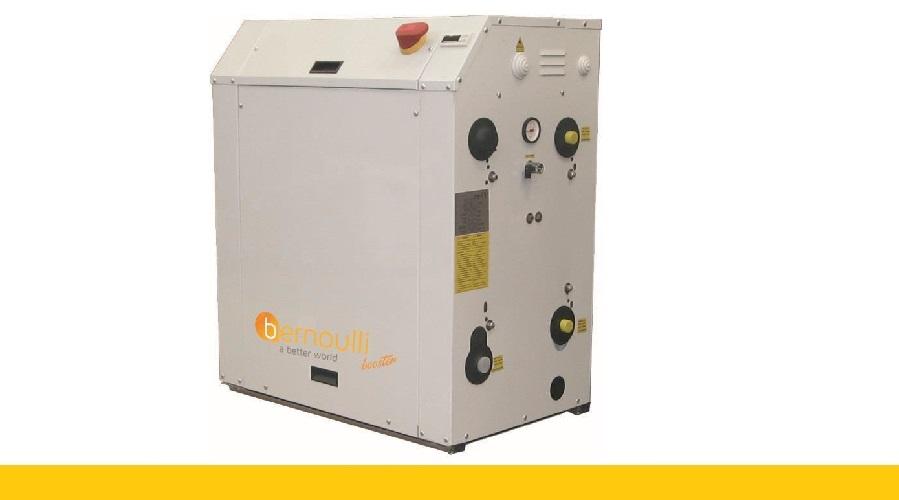 Water Source Industrial Heat Pump - Booster