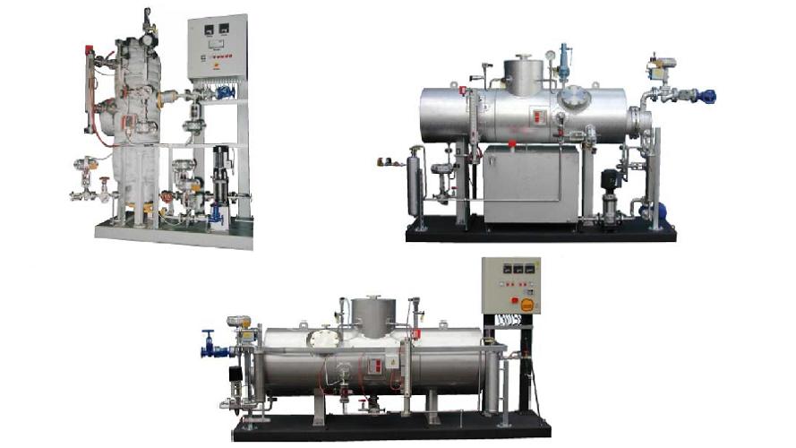 Steam / Steam Heat Transfer Units
