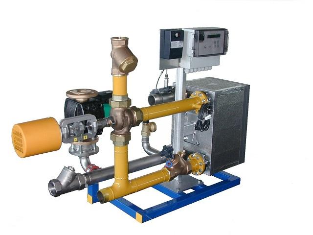 Economic Instant Water Heating