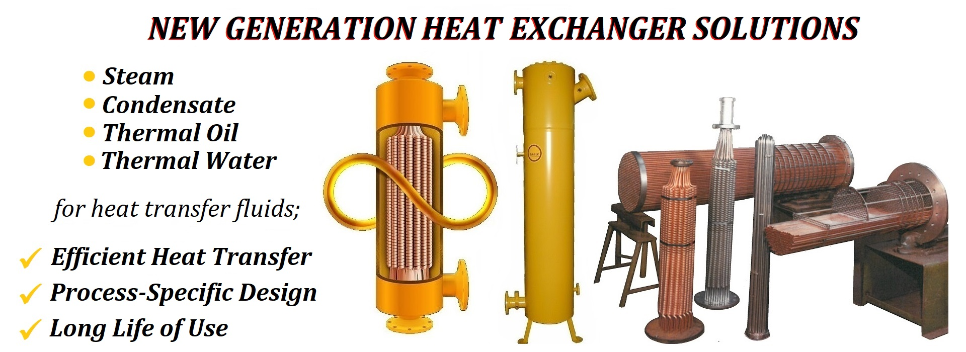 banner new generation heat exchanger solutions