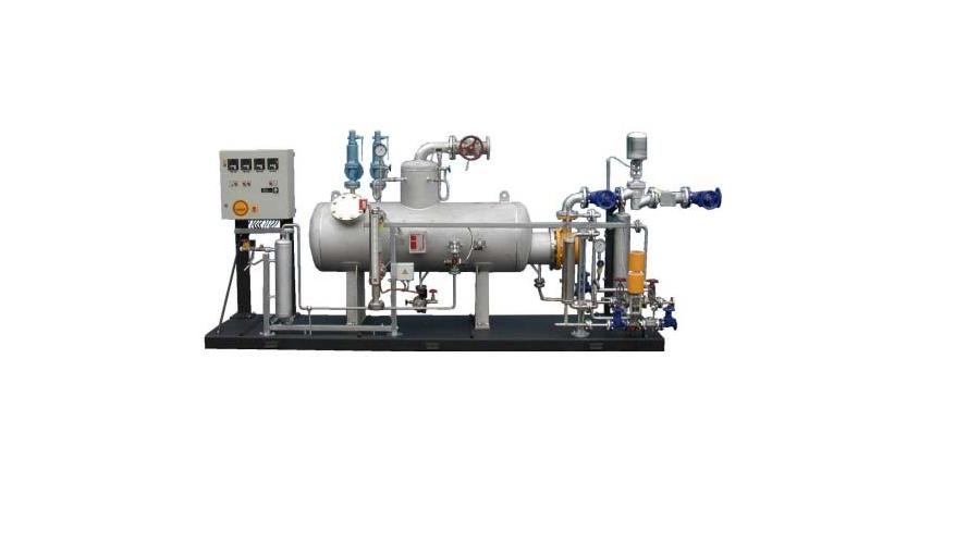 Hot Oil / Steam Generator